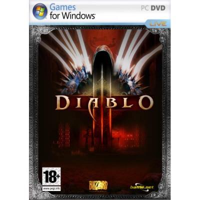 Diablo 3 - obal PC verzia