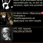htc hd2 Twitter - PocketTwit