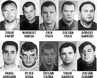 Mikuláš Černák a slovenská mafia – zaujímavé videá