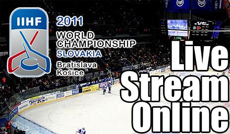 Ako pozerať MS v hokeji 2011 online?