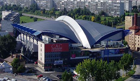 Zimný štadión Ladislava Trojáka (Steel Arena) v Košiciach