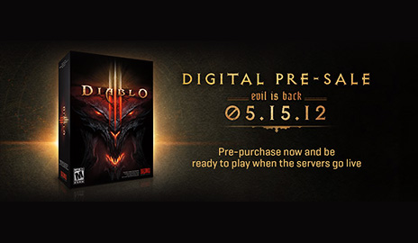 Diablo 3 – 15.5.2012 na našich monitoroch