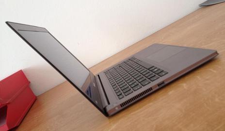 Lenovo U300s - slim ultrabook