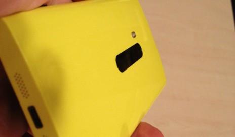 Nokia Lumia 920 - zo zadu