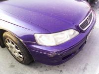 Honda Accord - oškretý nárazník 3