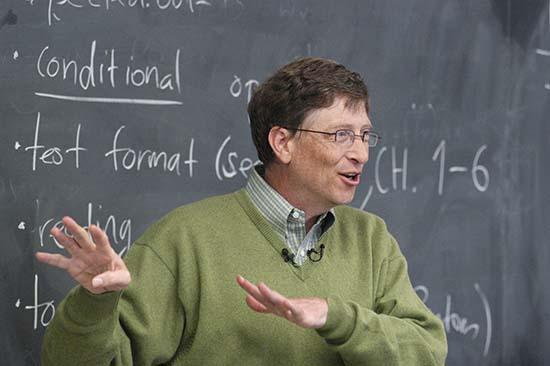 Skvelý dokument Bill Gates – Ako šprt zmenil svet