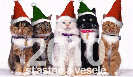Niečo pre seba na Vianoce 2010