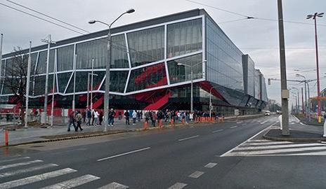 Zimný štadión Ondreja Nepelu v Bratislave
