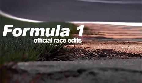 F1 2011 – Oficiálne zostrihy z pretekov