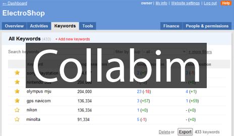 Collabim – recenzia komplexného analytického SEO nástroja