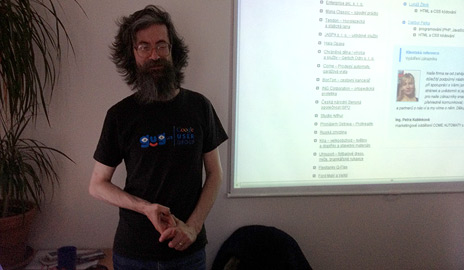 SEO školenie Mareka Prokopa