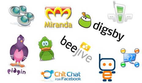 10 chat aplikácií nielen pre Facebook – aj do PC a mobilu