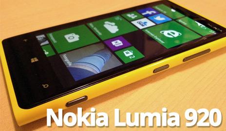Recenzia telefónu Nokia Lumia 920 – aký je Windows Phone 8?