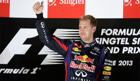 Prečo nás v F1 dominancia Vettela nebaví