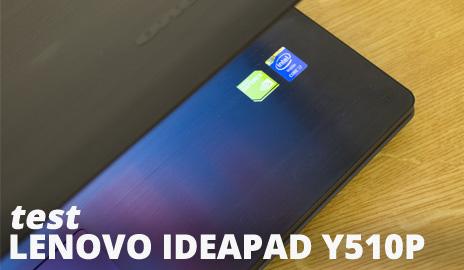Recenzia Lenovo IdeaPad Y510p – nadupaný herný notebook